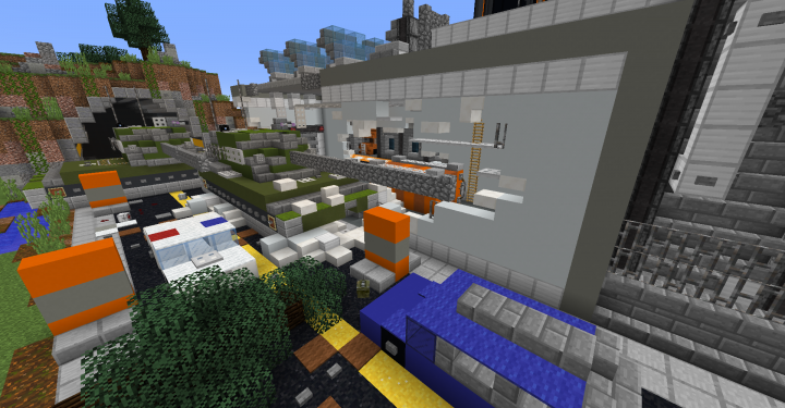b84c1afee282 Challenger 2 MBT Minecraft Project