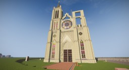 Unity Cathedral Minecraft