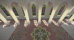 Unity Cathedral Minecraft Map & Project