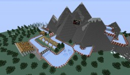 Ice Boating Minecraft Map & Project