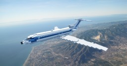 Boeing 727-100 Minecraft Map & Project