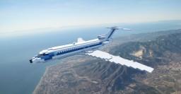 Boeing 727-100 Minecraft