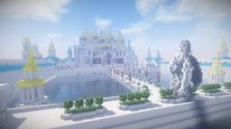 Final Fantasy XV Altissia, City of the Sea Minecraft