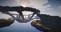 BEDWARS Minecraft Map & Project