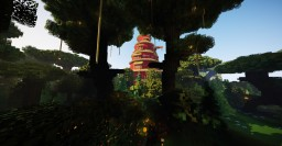 Naruto - Forêt de la Mort - 死の森 Minecraft Map & Project
