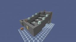 The Skyblock Cobblestone Farm Minecraft Map & Project