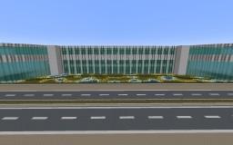 Bergkamp Stadium Minecraft Map & Project