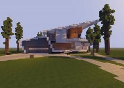 Nr 2785 Modern House/Villa Minecraft