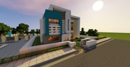 Modern House #4 By Legoman0416 Minecraft Map & Project