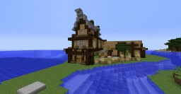 Survival House. Currently, 1.7.10 (Old PC) Minecraft Map & Project