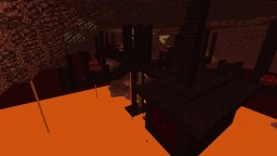 Nether Village Concept Minecraft Map & Project