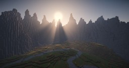 FINISH THE BUILD Minecraft Map & Project