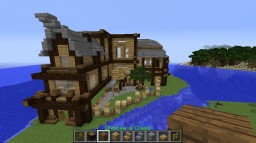 Survival House by DerVillion v1.2.   Currently, 1.7.10 (Old PC) Minecraft Map & Project