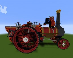Royal Chester Steam Engine Minecraft