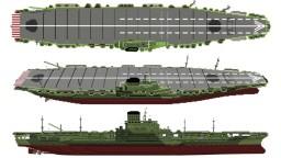 IJN Yamato-Class [ Shinano ] Minecraft Map & Project
