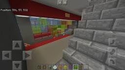 Railway Station Minecraft