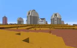 Observatory Minecraft Map & Project