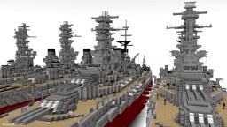 Battleship [ Super-Fuso ] Minecraft Map & Project