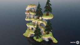 Mountain Of Grhy Minecraft