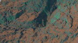 Copper Canyon [1k x 1k] Minecraft
