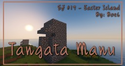 Tangata Manu - A Short CTM Map Minecraft Map & Project