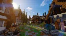[Factions Spawn] Þiudangardi Minecraft Map & Project
