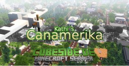 Kathi´s Canamerika - Mega Creative City Project Minecraft Map & Project