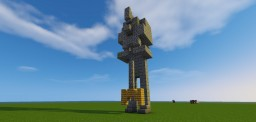 The Dwarven Statue Minecraft Map & Project