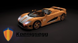 Koenigsegg CCX + Download [Especial 100 Subscribers] by AlejandrooCraftxD29 Minecraft Map & Project