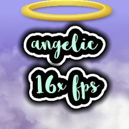 (c) lqvender | Angelic 16x FPS Pack Minecraft Texture Pack