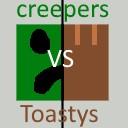 Creepers VS Toastys Minecraft Texture Pack
