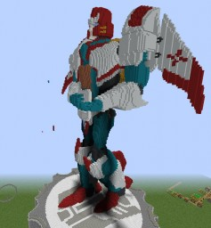 Pharma... Mad doctor Pharma* and Ultra Magnus Minecraft Map & Project