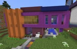 Rainbow Minecraft Map & Project