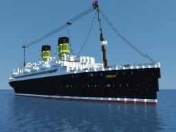 RMS Anhedonia Minecraft