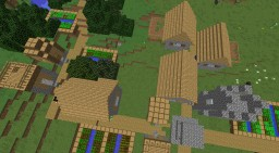 Snowy's vanilla survival Minecraft