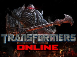 Transformers Online Cooperative map with mods Minecraft Map & Project