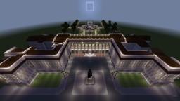 Saxon Palace in Warsaw, Poland / Pałac Saski w Warszawie Minecraft Map & Project
