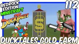 Disney's Duck Tales Money Bin Gold Farm Minecraft Map & Project