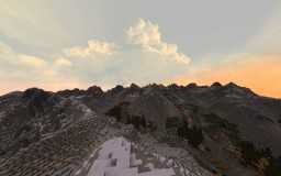 25k x 40k Idaho Wilderness Map Minecraft Map & Project