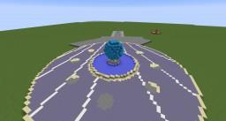 Tokyo DisneySea Entrance - 1:1 Minecraft