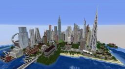 Colorado City Minecraft Map & Project