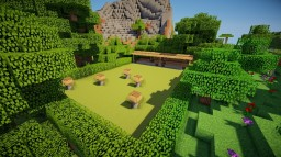 Archer Camp Minecraft Map & Project