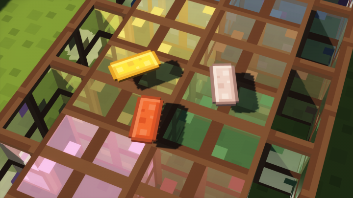 Ingots & Brick