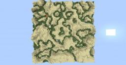InfiniteDesert Survival Map Minecraft Map & Project
