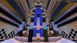 Fountain in the Building Minecraft Map & Project