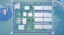 Project : Azazel Prison Island Minecraft Map & Project