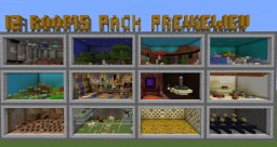 12 Rooms pack previewer Minecraft Map & Project