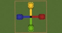 Mini Archer Battle Minecraft Map & Project