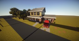 House - 3 Minecraft Map & Project