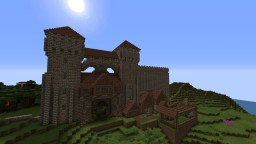 The old castle. Minecraft Map & Project